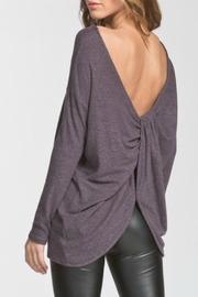 Cherish Drop Back Top - Front cropped