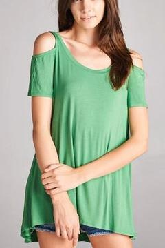 Shoptiques Product: Green Loose Top