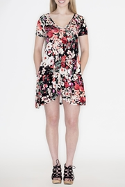 Cherish Floral Swing Dress - Product Mini Image