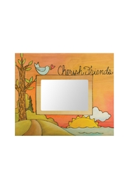 Sincerely, Sticks Cherish Friends Frame - Front cropped