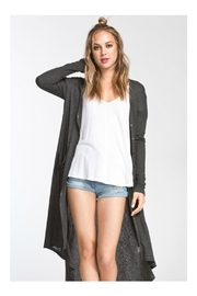 Cherish High Low Cardigan - Front full body