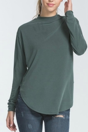 Cherish Higher Neck Blouse - Product Mini Image