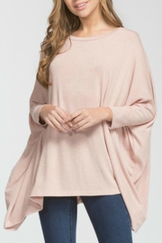 Cherish Kingsley Knit Top - Front cropped