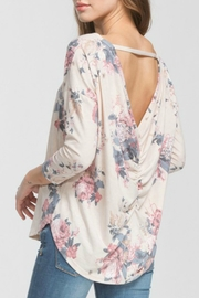 Cherish Lina Floral Top - Product Mini Image
