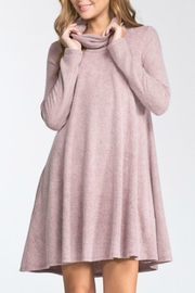 Cherish Long Sleeve Dress - Front cropped
