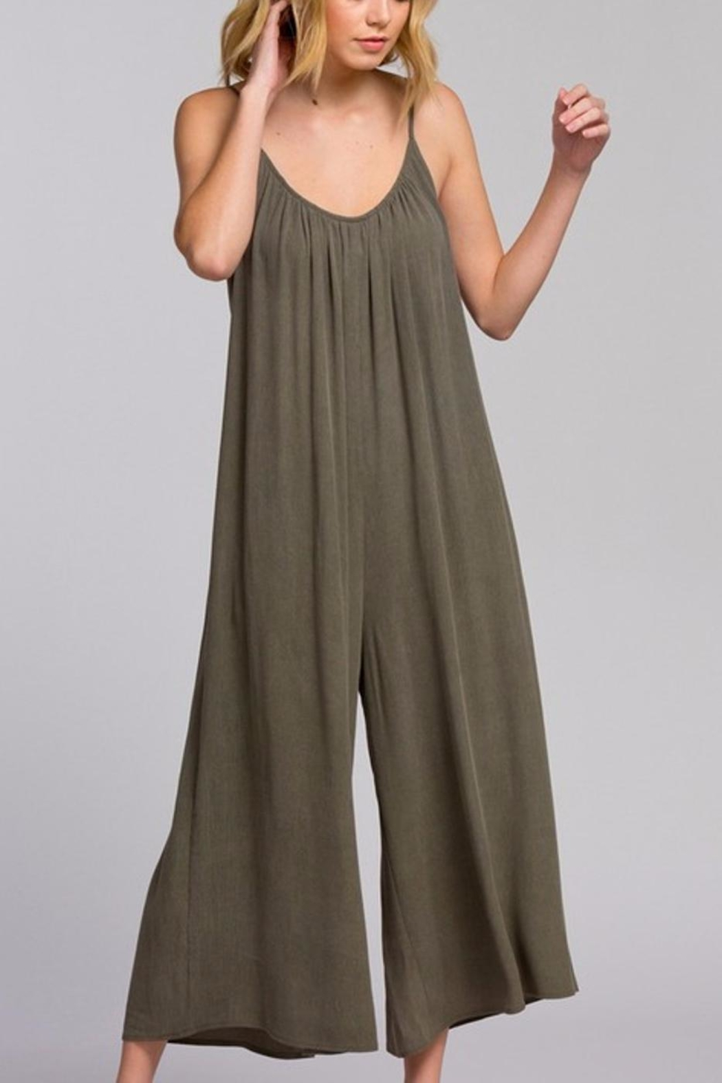 Cherish Loose Fit Jumpsuit From Massachusetts By Addicted