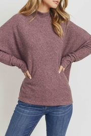 Cherish Mauve Knit Top - Product Mini Image