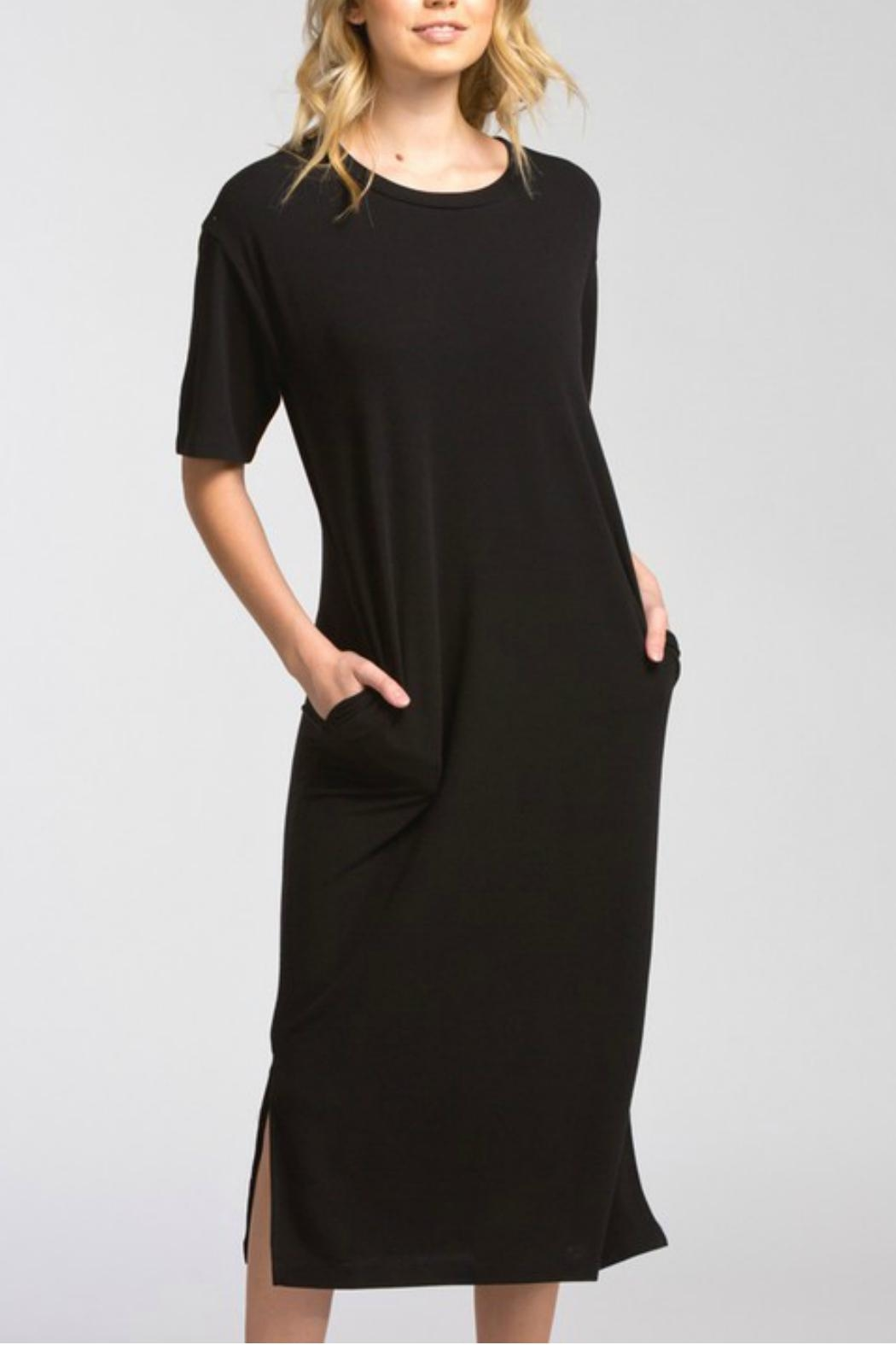 Cherish Mid Length Dress - Main Image