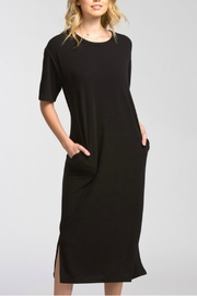 Cherish Mid Length Dress - Front cropped