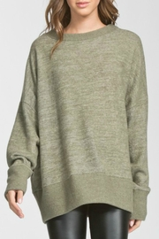 Cherish Nights In Sweater - Front cropped