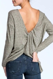Cherish Open Back Top - Product Mini Image
