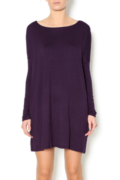 Shoptiques Product: Purple Knit Dress