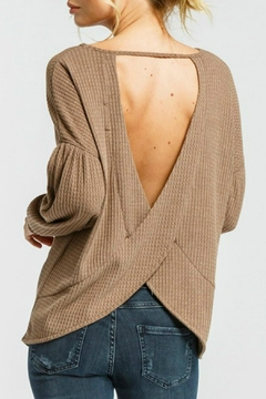 Shoptiques Product: Reyna Knit Top