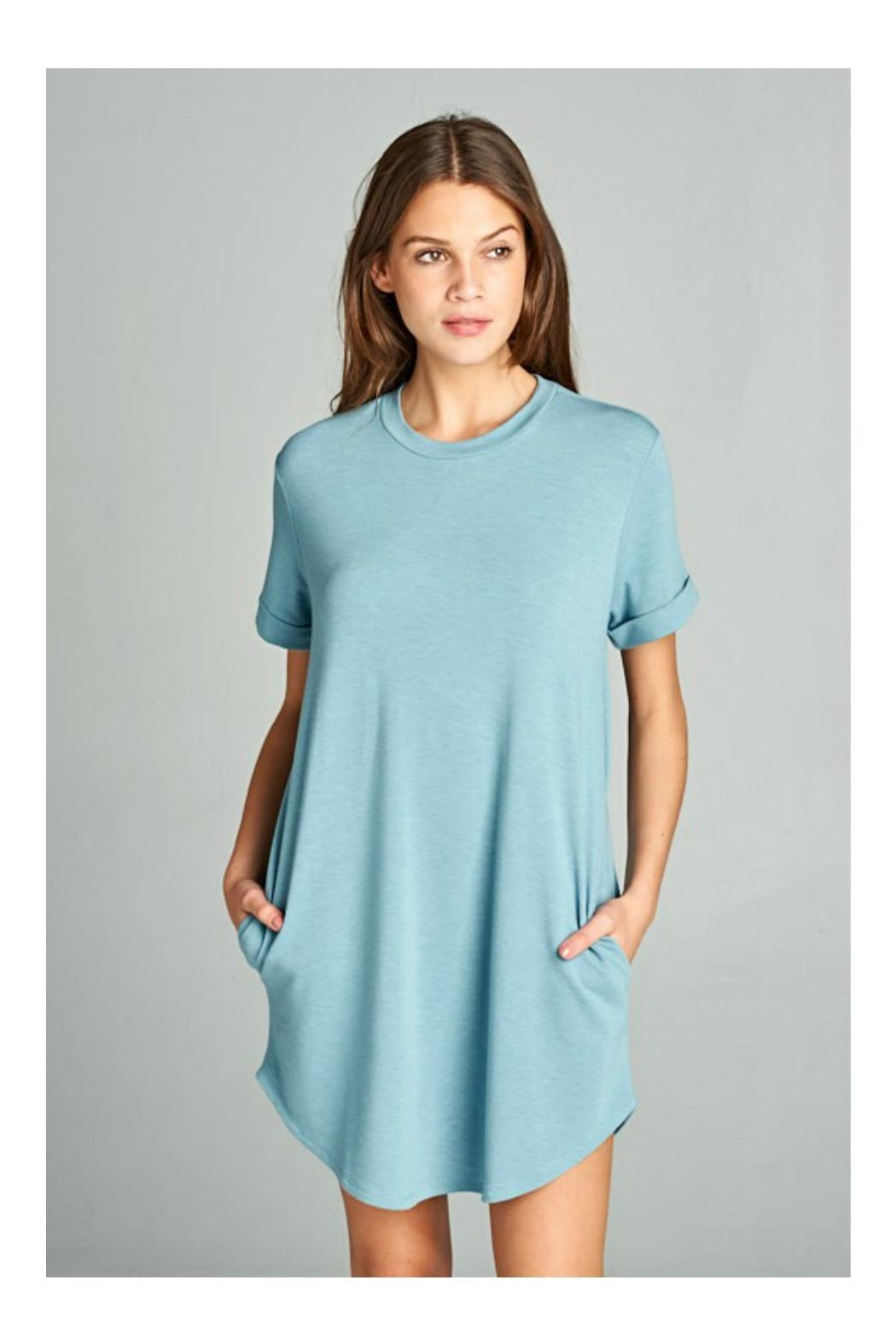 Cherish Short Sleeve Dress - Main Image