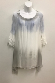 Cherish Silk Tunic - Front cropped