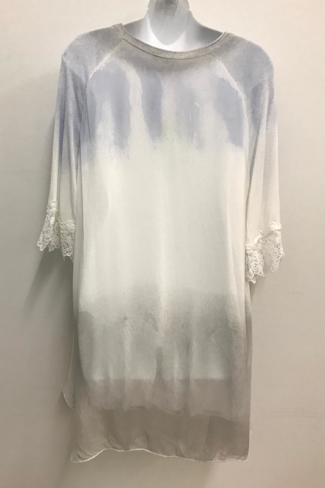 Cherish Silk Tunic - Front Full Image