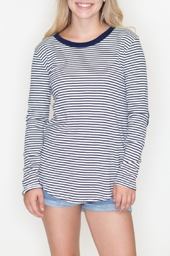 Cherish Striped Patch Top - Product List Image