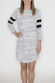 Cherish Striped Raglan Dress - Product Mini Image