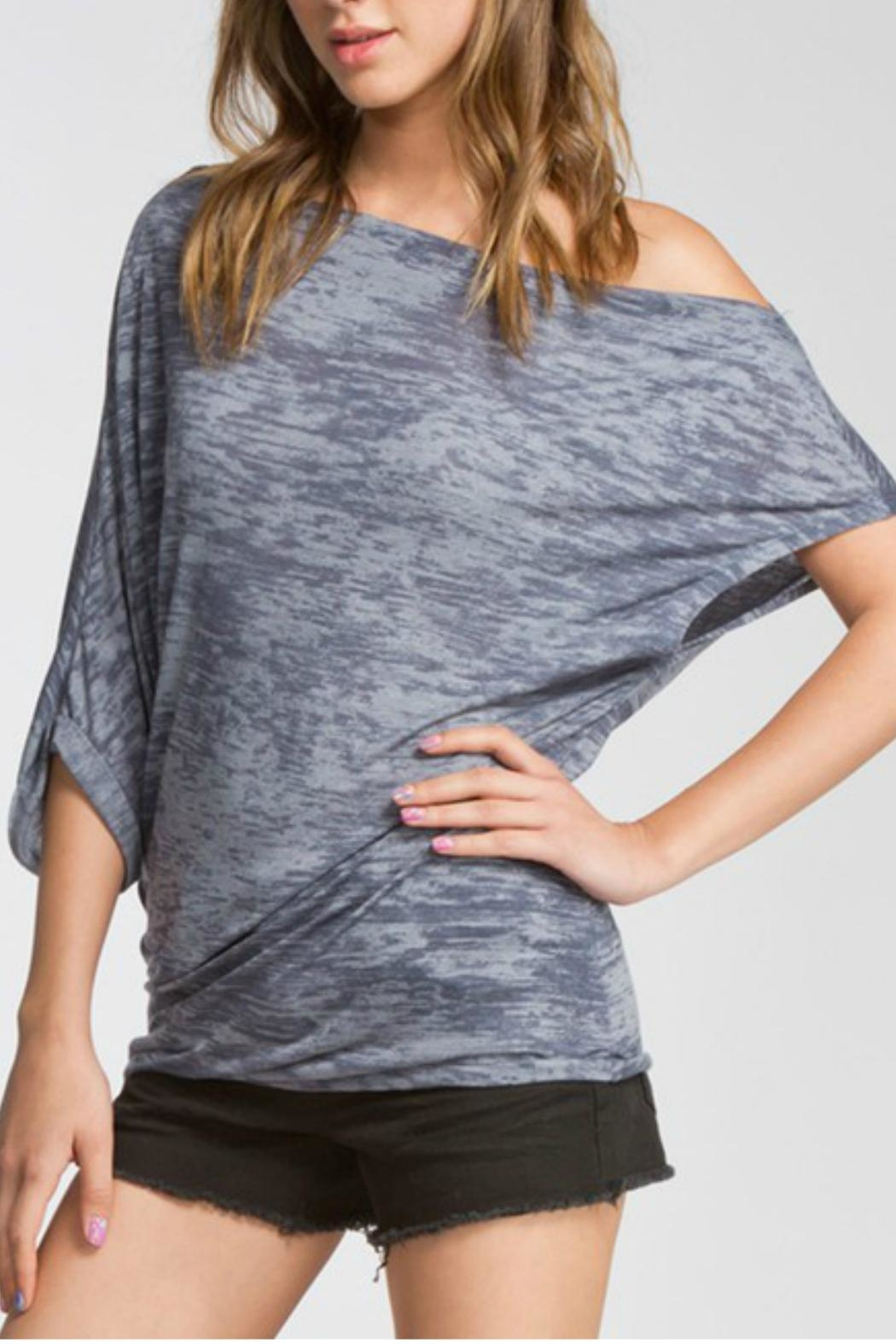 Cherish Sublimation Top - Front Cropped Image