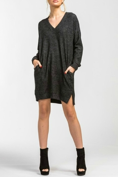 Cherish Sydnee Sweater Dress - Product List Image