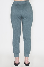 Cherish Sage Jogger Pants - Side cropped