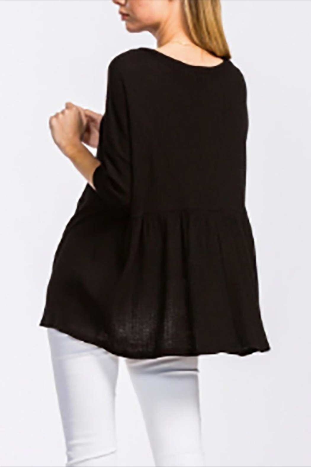 Cherish The Emory Top - Side Cropped Image