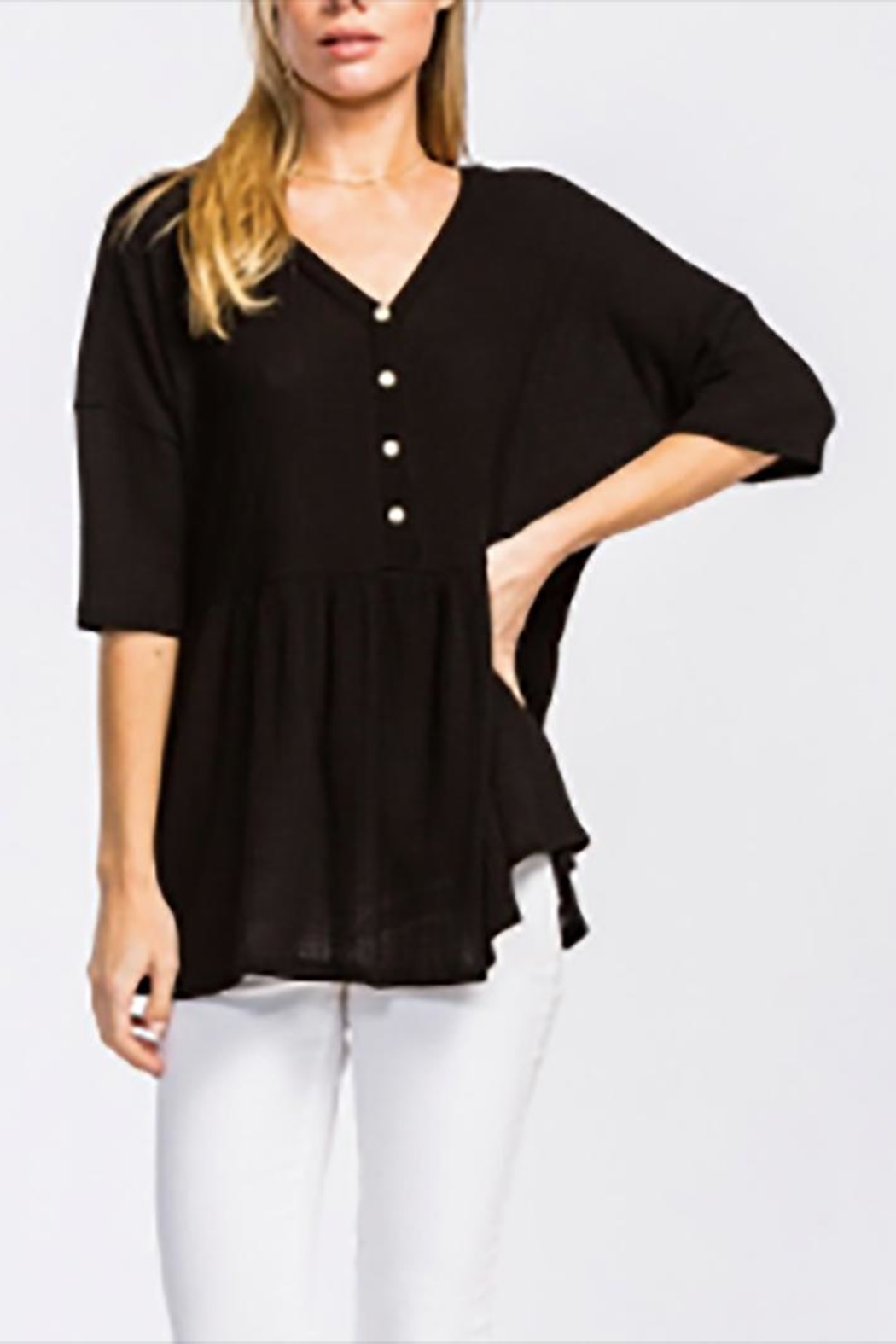 Cherish The Emory Top - Front Full Image