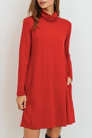 Cherish The Holiday Dress - Front cropped