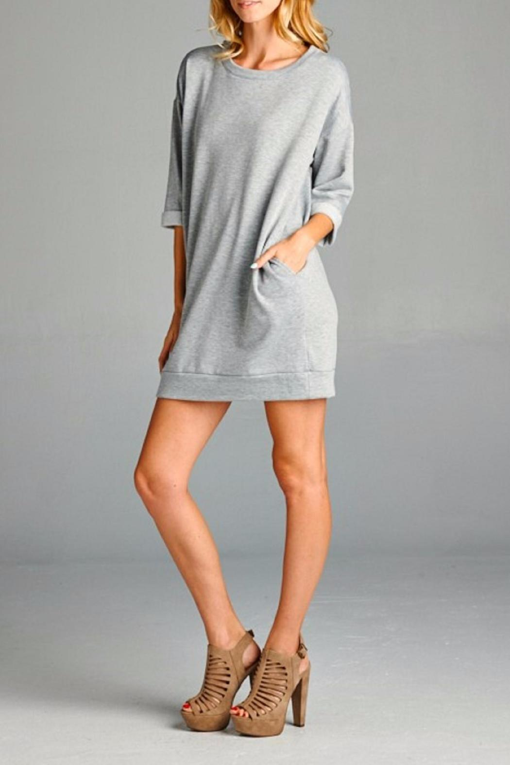 Cherish The Mandy Tunic - Side Cropped Image
