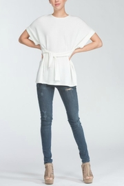 Cherish The Tie Top - Front cropped