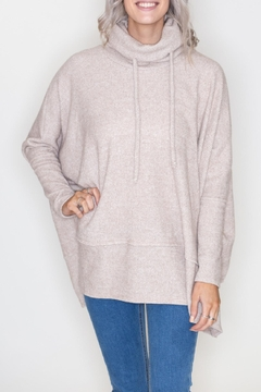 Shoptiques Product: Thermal Cowl Top