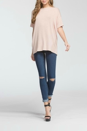 Cherish Twist-Of-Fate Top - Front full body