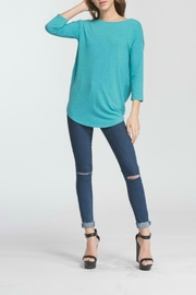 Cherish Twist-Of-Fate Top - Side cropped