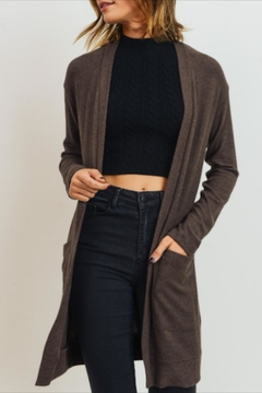 Cherish Versatile Cozy Cardigan - Product List Image