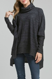 Cherish Warm Heart Sweater - Front cropped