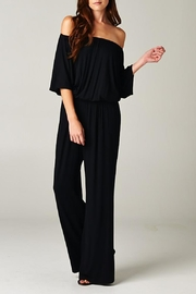 Cherish USA Off Shoulder Jumpsuit - Product Mini Image