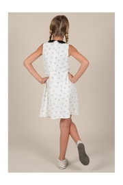 Mini Molly Cherry A-Line Dress - Back cropped