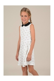 Mini Molly Cherry A-Line Dress - Side cropped