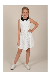 Mini Molly Cherry A-Line Dress - Front cropped