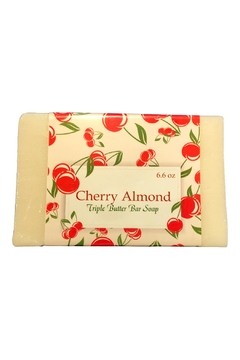 Soap and Water Newport Cherry Almond Barsoap - Product List Image