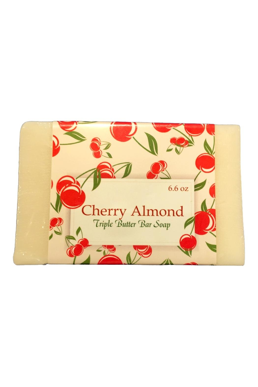 Soap and Water Newport Cherry Almond Barsoap - Main Image