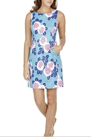 Jade Cherry Blossom Dress - Product Mini Image