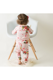 Bestaroo Cherry Blossoms Pink PJ's - Front cropped