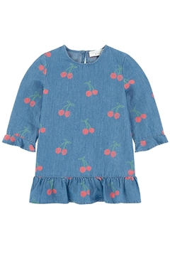Shoptiques Product: Cherry Chambray Dress