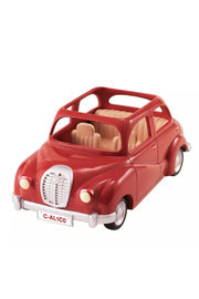 Calico Critters Cherry Cruiser - Front cropped