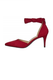 CL by Chinese Laundry Cherry Red Pumps - Product Mini Image
