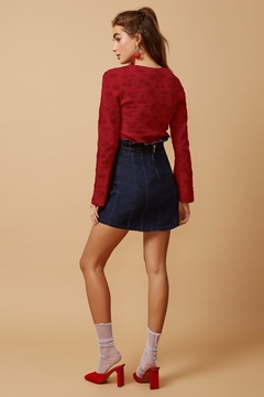 Finders Keepers Cherry Ripe Knit - Alternate List Image