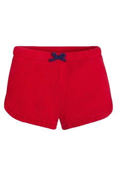 Shoptiques Product: Cherry Ruffle Short