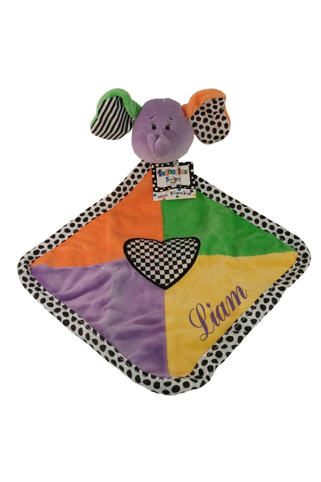 Cherry's Delight, LLC Elephant Baby Lovey - Front Cropped Image