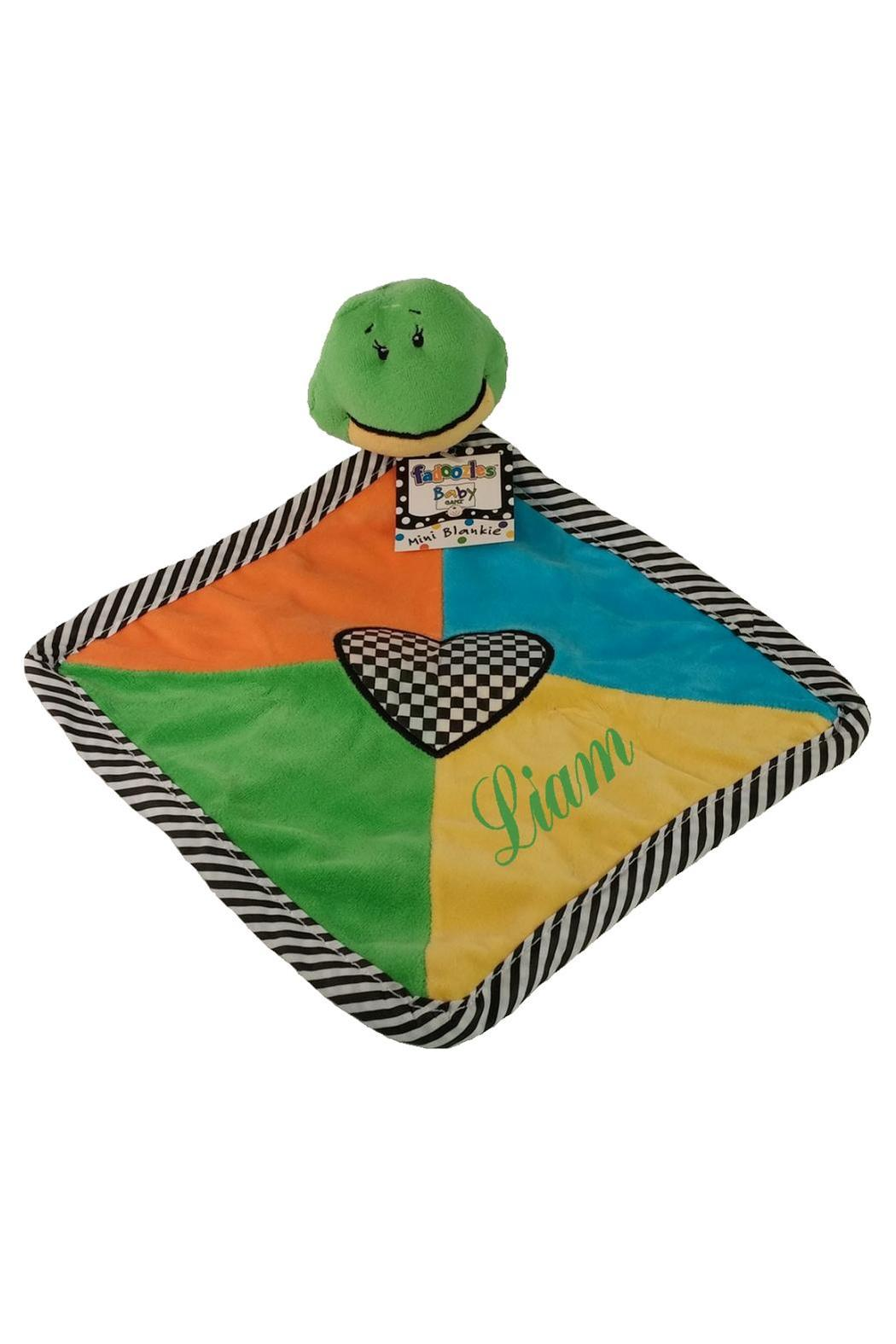 Cherry's Delight, LLC Frog Baby Lovey - Main Image